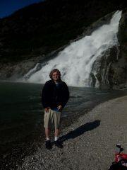 Me in Juneau, Alaska